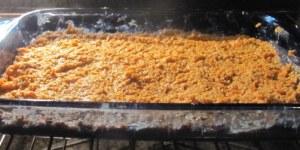 grain free carrot cake 2
