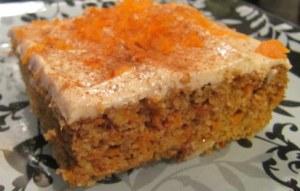 grain free carrot cake 5
