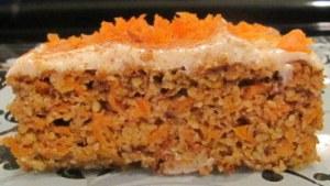 grain free carrot cake 6